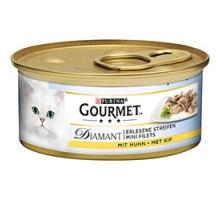 Gourmet Diamant Kip 6 x 85 gr