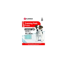Flamingo Puppy Trainingsmat S 20 st Comfort