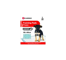 Flamingo Puppy Trainingsmat L 20 st Comfort
