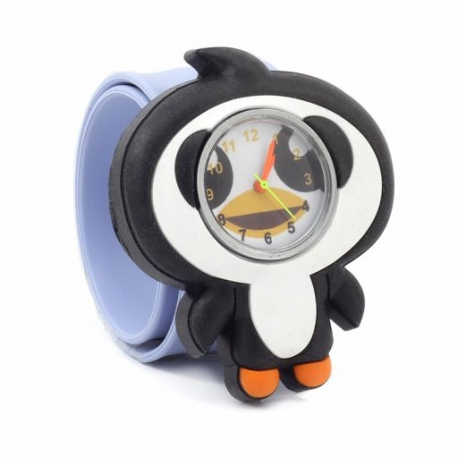 Popwatch Horloge Pinguin