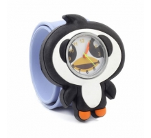 Popwatch Horloge Pinguin