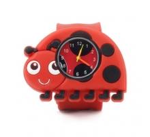 Popwatch Horloge Lieveheersbeestje
