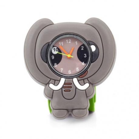 Popwatch Horloge Olifant