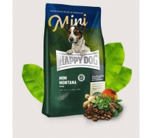 Happy Dog Supreme Sensible Mini Montana 4 kg