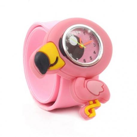 Popwatch Horloge Flamingo