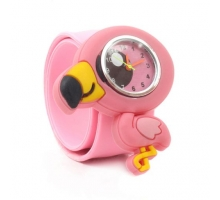 Popwatch Horloge Flamingo