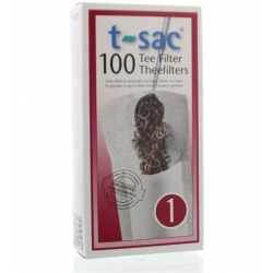 T-sac Theefilters No. 2 100st