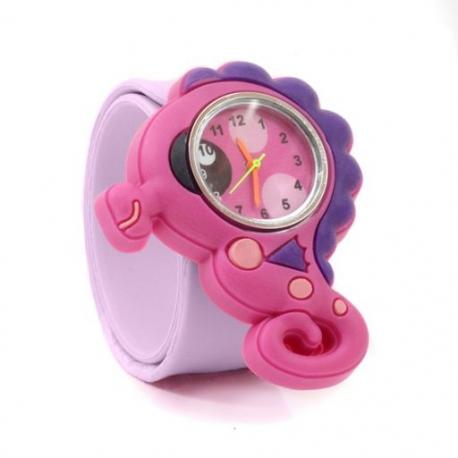 Popwatch Horloge Zeepaardje