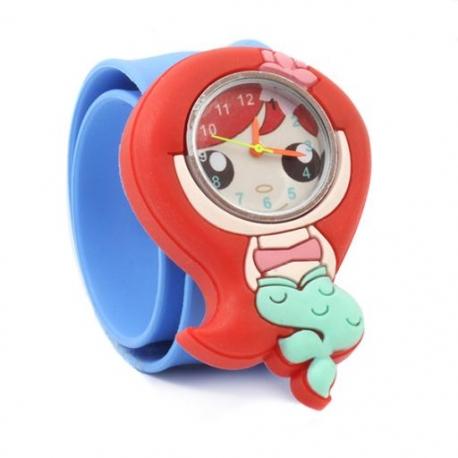 Popwatch Horloge Zeemeermin