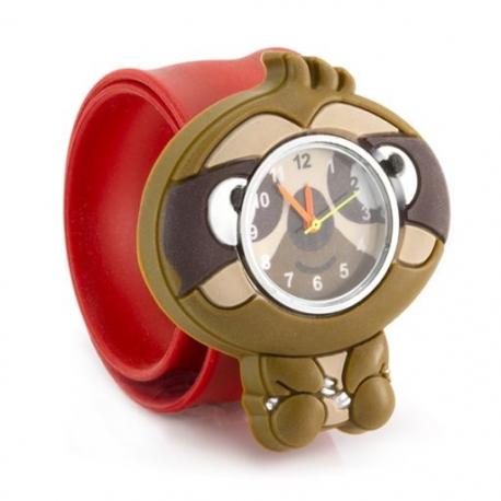 Popwatch Horloge Luiaard
