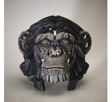 Edge Sculpture Chimpanzee Bust