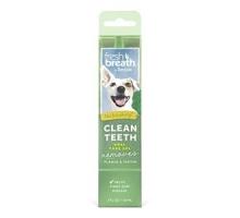TropiClean Fresh Breath Clean Teeth OralCareGel 59ml
