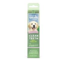 TropiClean Fresh Breath Clean Teeth OralCareGel - Puppy 59ml