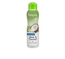 TropiClean Lime and Coconut Shampoo 355ml
