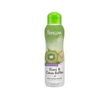 TropiClean Kiwi and Cocobutter Conditioner 355ml