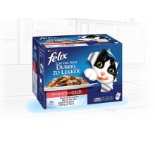 Felix Double Delicious Mix 12 x 100 gram