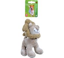 Boony Hondenspeelgoed Pluche Leeuw 15 cm met Geluid