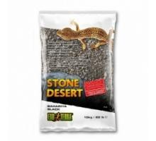 Exo Terra Stone Desert Substraat Bahariya Zwart 10 kg