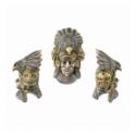 Exo Terra Aztec Warrior Schuilgrot 15.5 x 14 x 22 cm