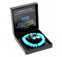Charmology Armband Rond Succes turkoois