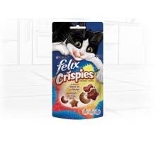 Felix Crispies Rund & Kip 45 gram