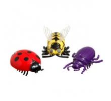 Electrisch Kattenspeelgoed Grazy Bugzz Lieveheersbeestje