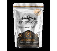 Riverwood Crunchy Snack Zalm & Witvis 200 gr