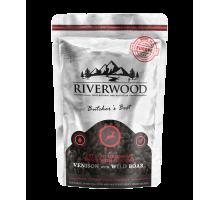Riverwood Crunchy Snack Hert & Zwijn 200 gr