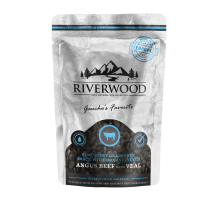 Riverwood Semi Moist Snack Rund & Kalf 200 gr