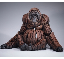 Edge Sculpture Orang-oetan