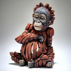 Edge Sculpture Baby Orang-oetan