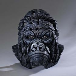 Edge Sculpture Gorilla Buste
