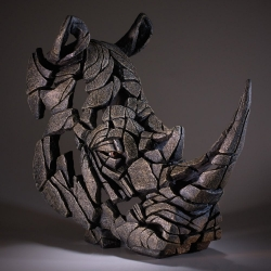 Edge Sculpture Neushoorn Buste