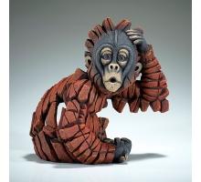 Edge Sculpture Baby Orang-oetan Oh