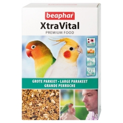Beaphar XtraVital grote parkiet 1 kg