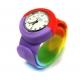 Popwatch Horloge Mix van kleuren