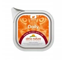 Almo Nature Daily Menu Alu met Eend 6 x 100 gr