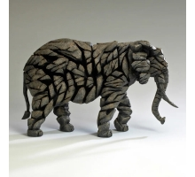 Edge Sculpture Olifant Mokka