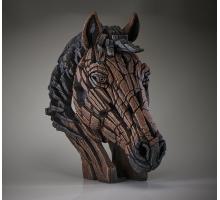 Edge Sculpture Paard Buste Vos