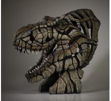 Edge Sculpture T Rex Buste