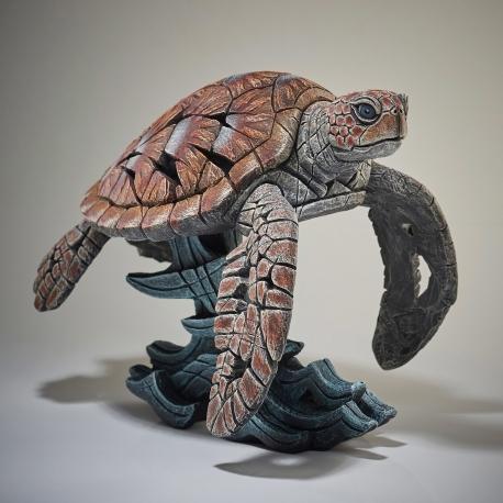 Edge Sculpture Zeeschildpad