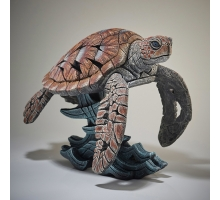Edge Sculpture Zeeschildpad
