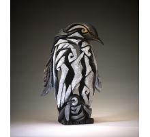 Edge Sculpture Pinguïn met Kuiken