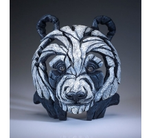 Edge Sculpture Panda Buste