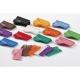 Doosje Kunstof Splitringen 2.5mm met 120 ringen in 12 kleuren
