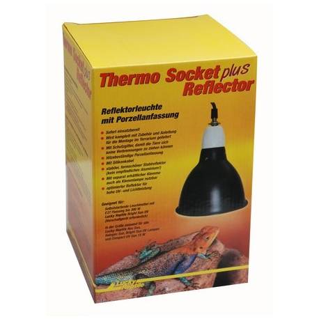 Lucky Reptile Thermo Socket + Reflector small