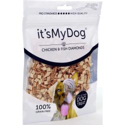 It's My Dog Kip & Vis Diamanten 85 gram